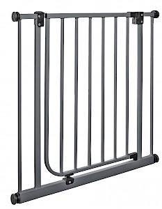 IMPAG® Türschutzgitter Easy Step  Lava-Anthrazit 73 - 82 cm