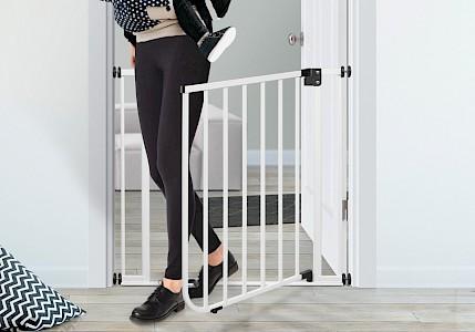 IMPAG® Türschutzgitter Safe Step 62 - 222 cm