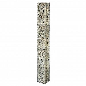 bellissa Steinsäule 2tlg.eckig 20x20x175 cm
