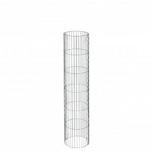 bellissa Steinsäule 2tlg. rund 25x120 cm