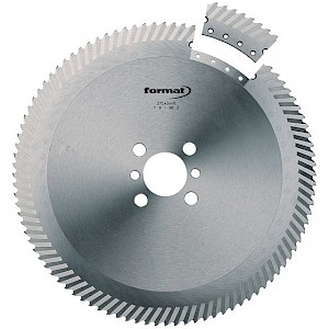 FORMAT - Segmentkreissägeblatt Z80 400x4,0x50mm