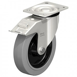Blickle - Lenkrolle LX-POEV 200XR-FI-SG