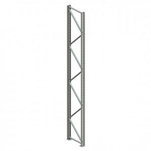 META® - Ständer Pal.reg. 120/2 HxT 4400x800 Stahl verzinkt unmontiert