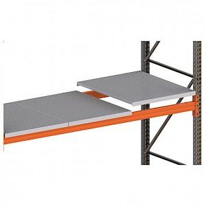 META® - Gitterr.bo. Pal.reg.2700x1100x8540x60 500kg feuerv. aufgesetzt