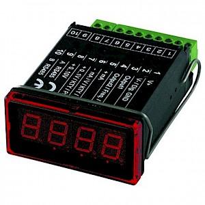 RIEGLER® - Mikroprozessorgesteuerte Digital-Anzeige, 4-stellige LED-Anzeige
