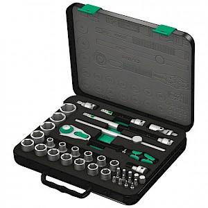 Wera® - Steckschlüssel-Satz Zyklop Speed 8100 SC 2, 1/2