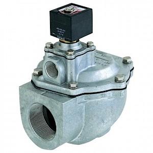 RIEGLER® - Impulsmembranventil, NC, 24 V DC interne Vorsteuerung, G 2