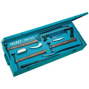 HAZET - Ausbeulwerkzeug-Satz 1905/10N Anzahl Werkzeuge: 10