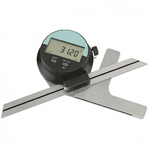 RB-Messwerkzeuge - Univ.-Winkelmesser Digit. 150mm