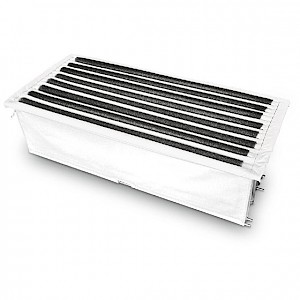 Kärcher - Taschenfilter weiß KM 120/250 R Classic