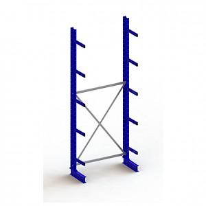 META® - Krag.reg.Gr.f.eins.10A.3500x1300x400 RAL 5010 6 E 2100kg 535kg/A.