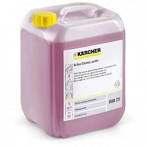 Kärcher - PressurePro Aktivr. sauer RM 25, 200 l, 200-l-Fass, Lebensmittelbereiche
