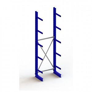 META® - Krag.reg.Gr.f.eins.10A.3500x1000x500 H Fuß 140 RAL 5010 6 E 1740kg 430kg/A.