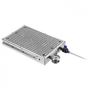 AMF - Vakuumspannplatte R.12,5mm, 200 x 300 x 3mm