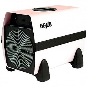 HEYLO® - Elektroheizer DE 20 weiß - Heizleistung 6/12/18 kW