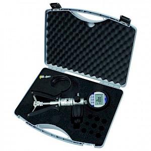 RIEGLER® - Kalibrier-Test- und Servicegerät, Messbereich -0,95/40 bar, G 1/4