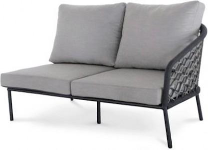 Best Freizeitmöbel 2-Sitzer Lounge