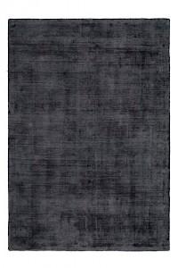 Kayoom Vintage-Teppich - Bangladesh - Dhaka Graphit graphit Gr. 80 x 150