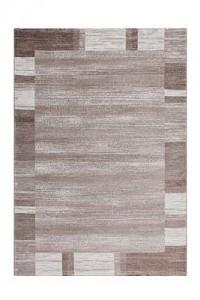 Kayoom Kurzflorteppich - Falkland - Darwin Beige beige Gr. 120 x 170