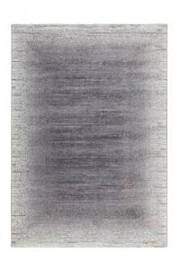 Kayoom Kurzflorteppich - Falkland - Stanley Silber silber Gr. 120 x 170