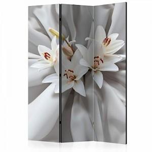 artgeist Paravent Sensual Lilies [Room Dividers] mehrfarbig Gr. 135 x 172