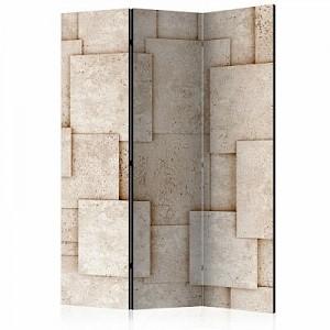 artgeist Paravent Industrial Dream [Room Dividers] beige Gr. 135 x 172