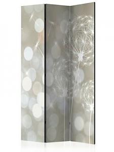 artgeist Paravent The Ballad of Beauty [Room Dividers] braun-kombi Gr. 135 x 172