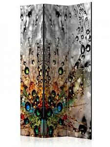 artgeist Paravent Enchanted Morning Dew [Room Dividers] mehrfarbig Gr. 135 x 172