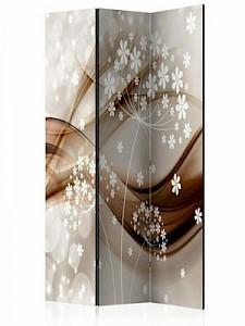 artgeist Paravent Spring Stories [Room Dividers] braun-kombi Gr. 135 x 172