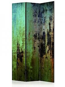 artgeist Paravent Emerald Mystery [Room Dividers] mehrfarbig Gr. 135 x 172