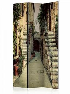 artgeist Paravent Tuscan Memories [Room Dividers] grün-kombi Gr. 135 x 172