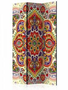 artgeist Paravent Unusual Exoticism [Room Dividers] mehrfarbig Gr. 135 x 172