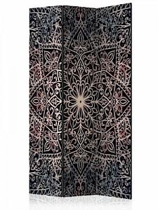 artgeist Paravent Spiritual Finely [Room Dividers] blau-kombi Gr. 135 x 172