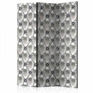 artgeist Paravent White Queen [Room Dividers] weiß/grau Gr. 135 x 172