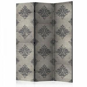 artgeist Paravent Autumn reverie [Room Dividers] grau/beige Gr. 135 x 172