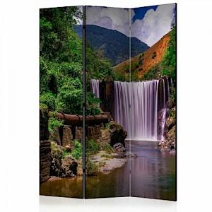 artgeist Paravent Reggae Falls [Room Dividers] mehrfarbig Gr. 135 x 172