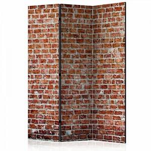 artgeist Paravent Red Rock [Room Dividers] mehrfarbig Gr. 135 x 172