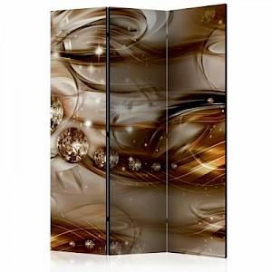 artgeist Paravent Stellar Storm  [Room Dividers] mehrfarbig Gr. 135 x 172
