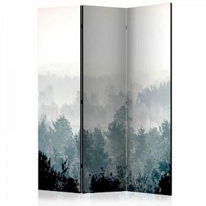 artgeist Paravent Winter Forest [Room Dividers] mehrfarbig Gr. 135 x 172