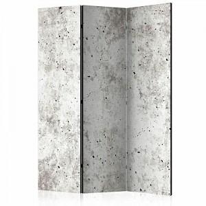 artgeist Paravent Urban Style: Concrete [Room Dividers] grau Gr. 135 x 172