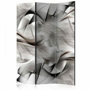 artgeist Paravent Abstract braid [Room Dividers] mehrfarbig Gr. 135 x 172