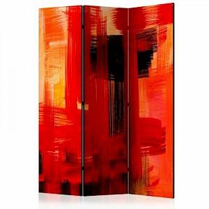 artgeist Paravent Crimson Prison [Room Dividers] mehrfarbig Gr. 135 x 172