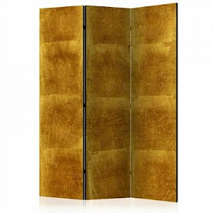 artgeist Paravent Golden Cage [Room Dividers] gold Gr. 135 x 172