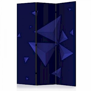 artgeist Paravent Meteor shower [Room Dividers] mehrfarbig Gr. 135 x 172