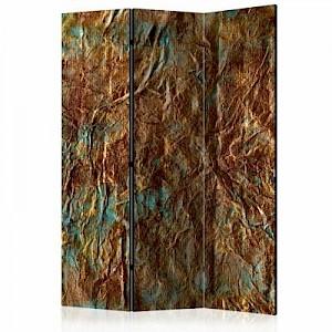 artgeist Paravent Gold of Atlantis [Room Dividers] mehrfarbig Gr. 135 x 172